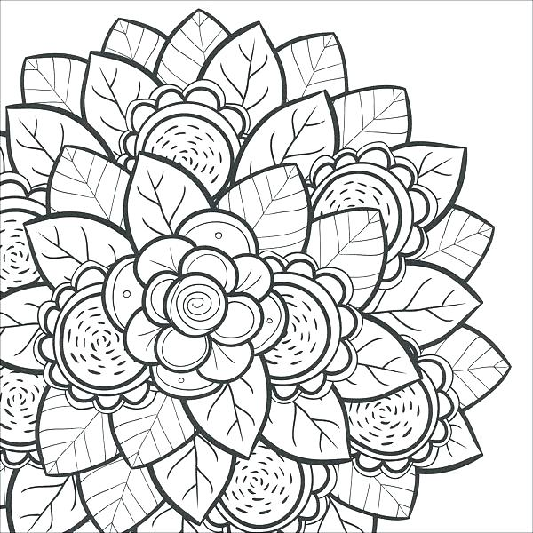 600x600 Tween Coloring Pages Printable Coloring Pages For Teenagers Full