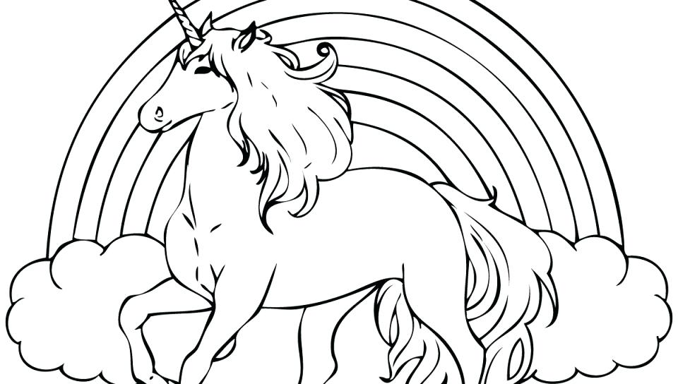 Free Printable Coloring Pages Of Unicorns at GetDrawings.com | Free ...