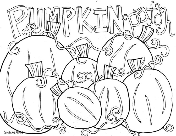 Free Printable Coloring Pages Pumpkins At Getdrawings Com Free For