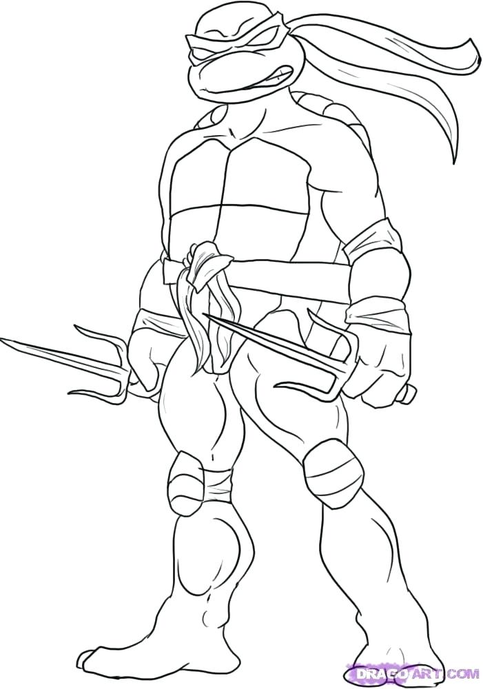 701x1000 Ninja Turtles Free Coloring Pages