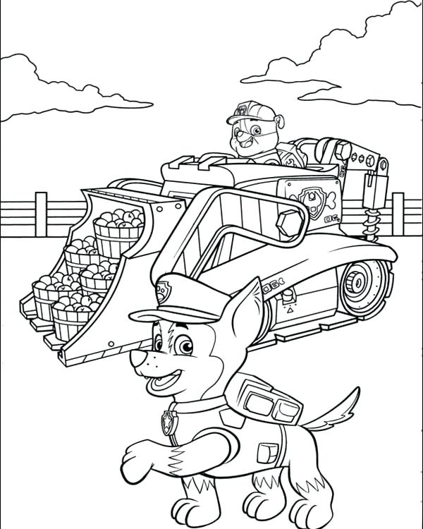 600x750 Construction Truck Coloring Pages Cement Mixer Coloring Pages