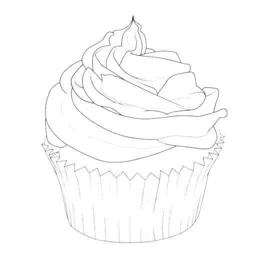 550x550 Coloring Pages Cupcakes Coloring Pages Of Cupcakes Plus Free