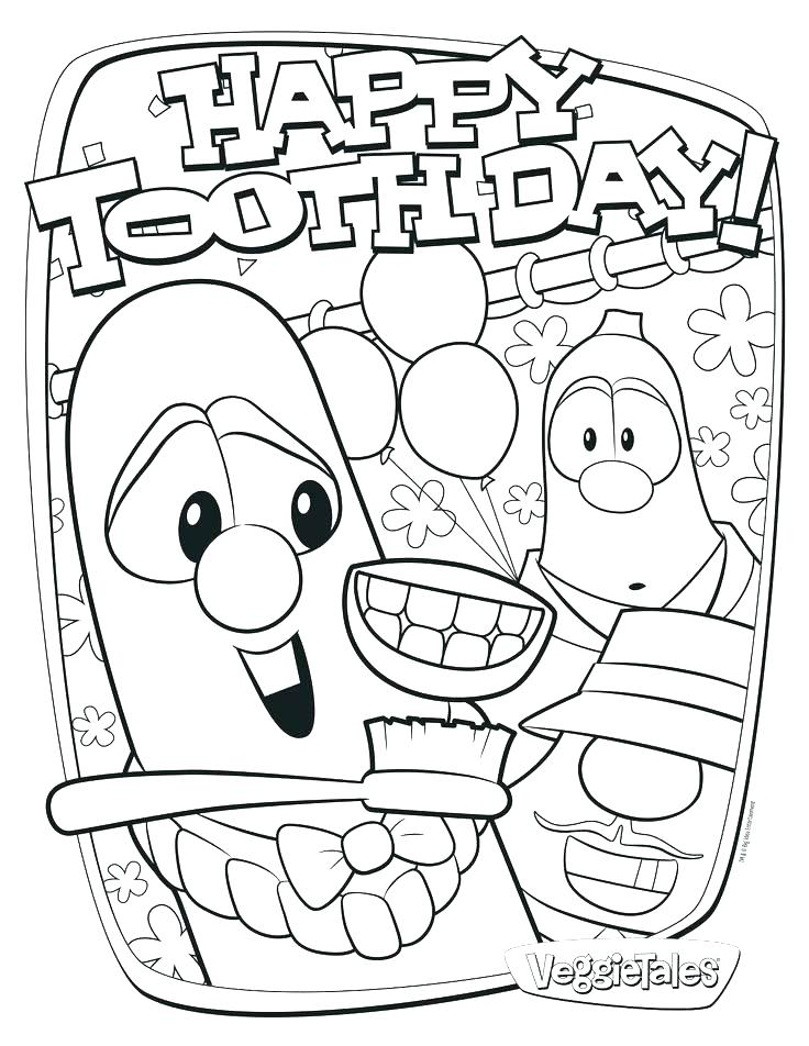 736x952 Dentist Coloring Pages Free Printable Dental Coloring Pages