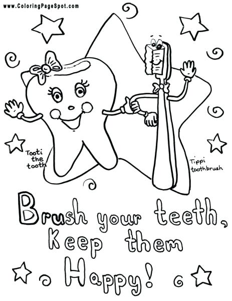 463x600 Free Dental Coloring Pages Dentist Coloring Print Coloring Free