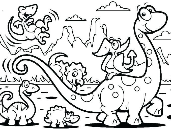 Intricate Coloring Pages For Kids