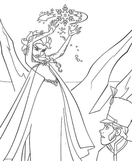 562x683 Free Printable Disney Princess Christmas Coloring Pages