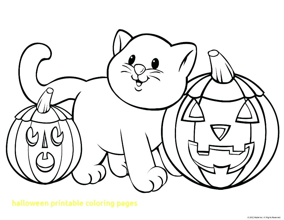 960x744 Disney Halloween Coloring Pages