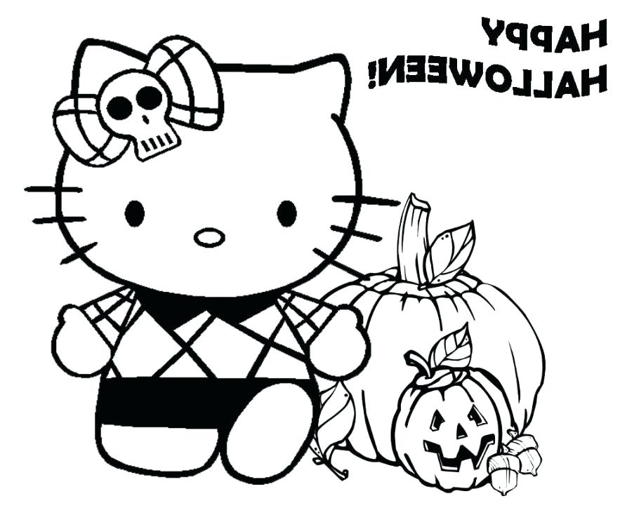 883x744 Disney Halloween Coloring Pages Coloring Pages For Kids Disney Jr