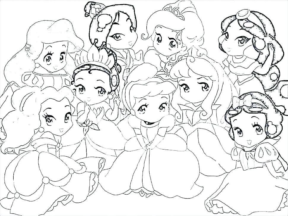 Free Printable Disney Princess Coloring Pages At Getdrawings Free Download