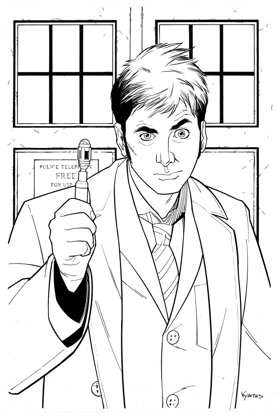 900x1336 Doctor Who Coloring Pages
