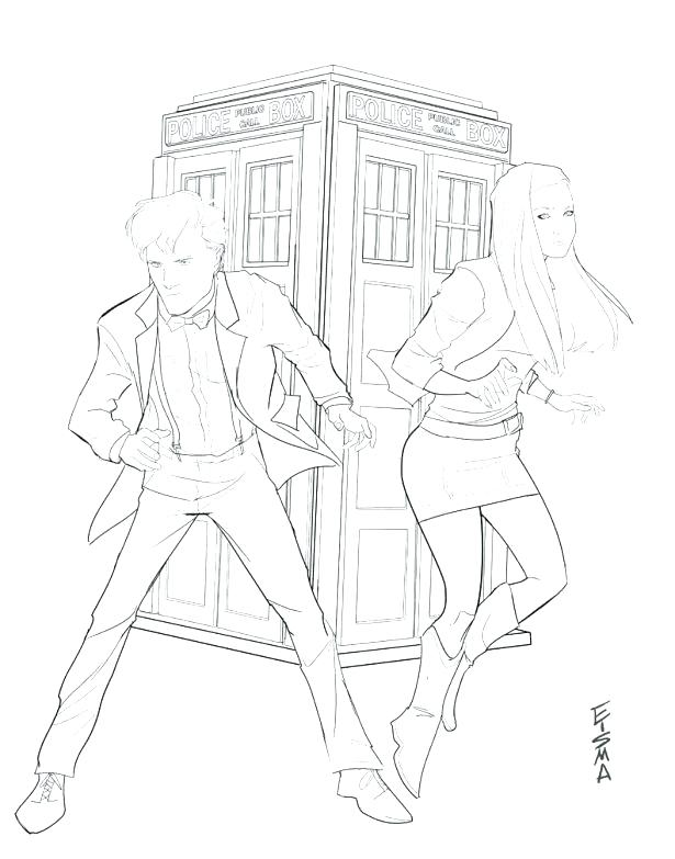 615x783 Doctor Who Coloring Pages Free Trend Doctor Who Coloring Pages