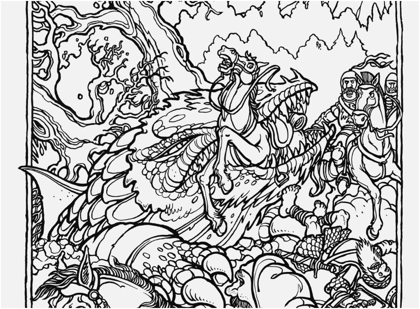 Free Printable Dragon Coloring Pages At GetDrawings Free Download