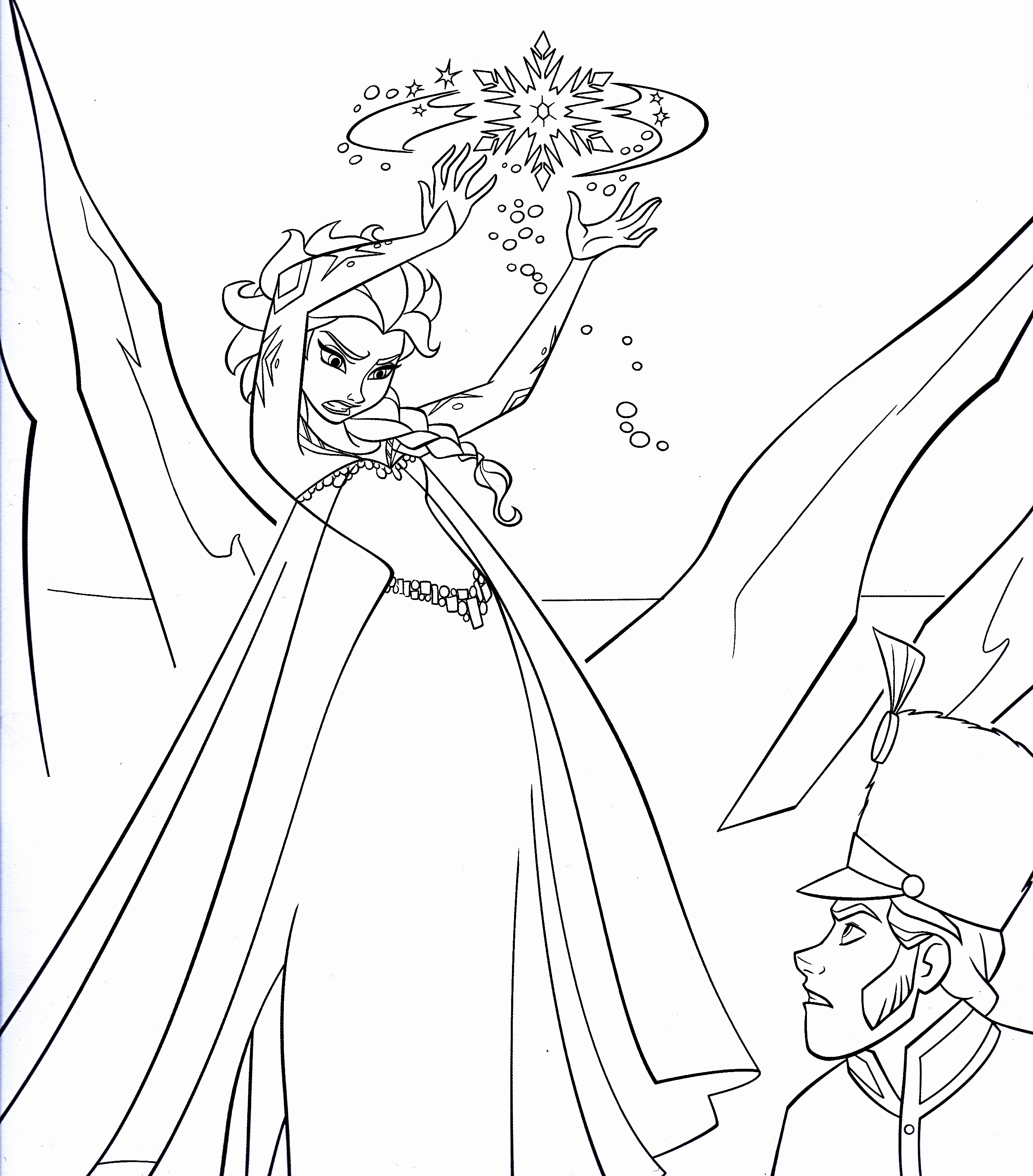 2504x2852 Inspiration Coloring Pages Elsa Lovely Free Printable Elsa