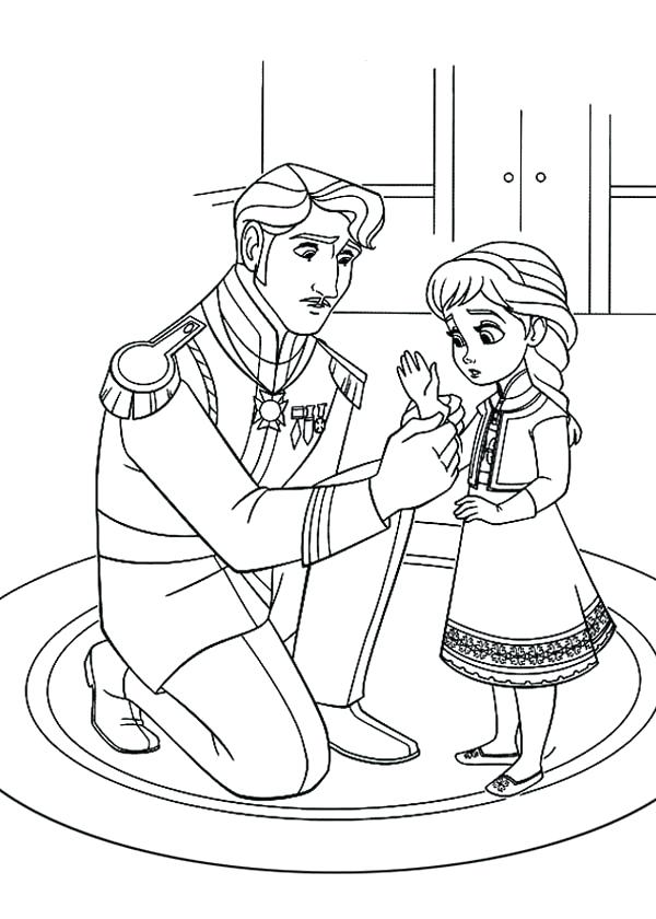 600x840 Coloring Page Coloring Pages Printable Printable Frozen Free