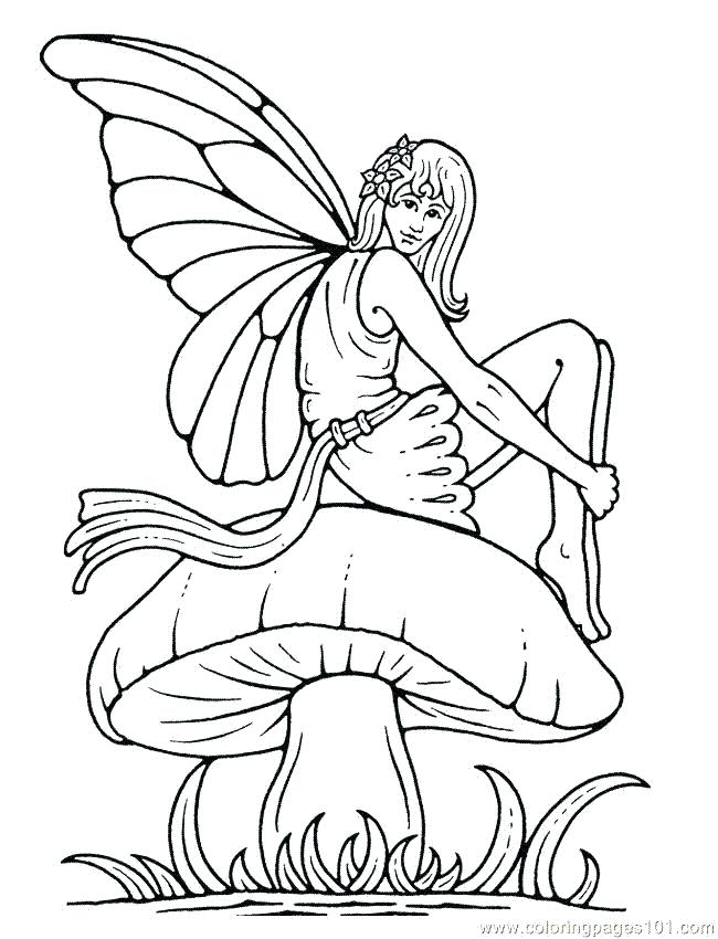 650x850 Free Coloring Pages Fairies Coloring Pages Free Printable Fairy