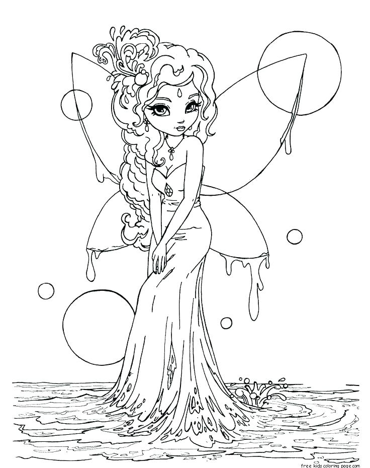 736x930 Free Fairy Coloring Pages Free Fairy Coloring Pages Free Fairy