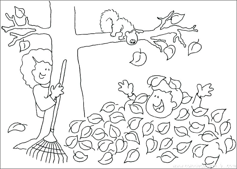 794x567 Fall Color Sheets Printable Fall Coloring Pages Coloring Pages