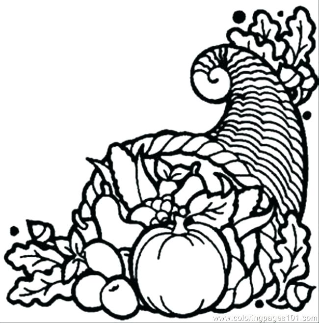 650x658 Harvest Coloring Pages Printables Fall Harvest Coloring Pages Bold
