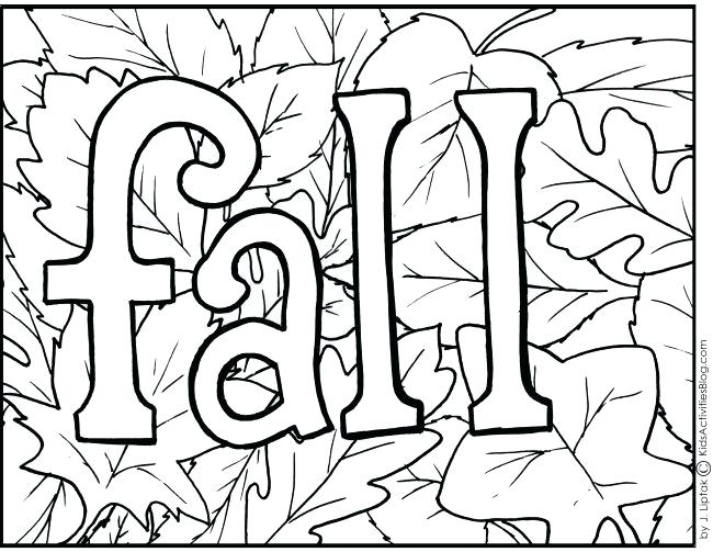 650x503 Idea Fall Coloring Pages Printables For Fall Coloring Books Plus