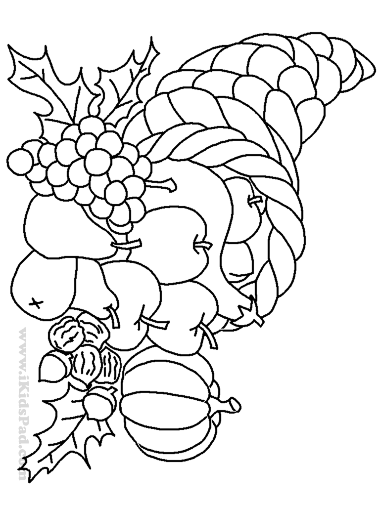 768x1024 Best Photos Of Printable Fruit Coloring Pages For Kids