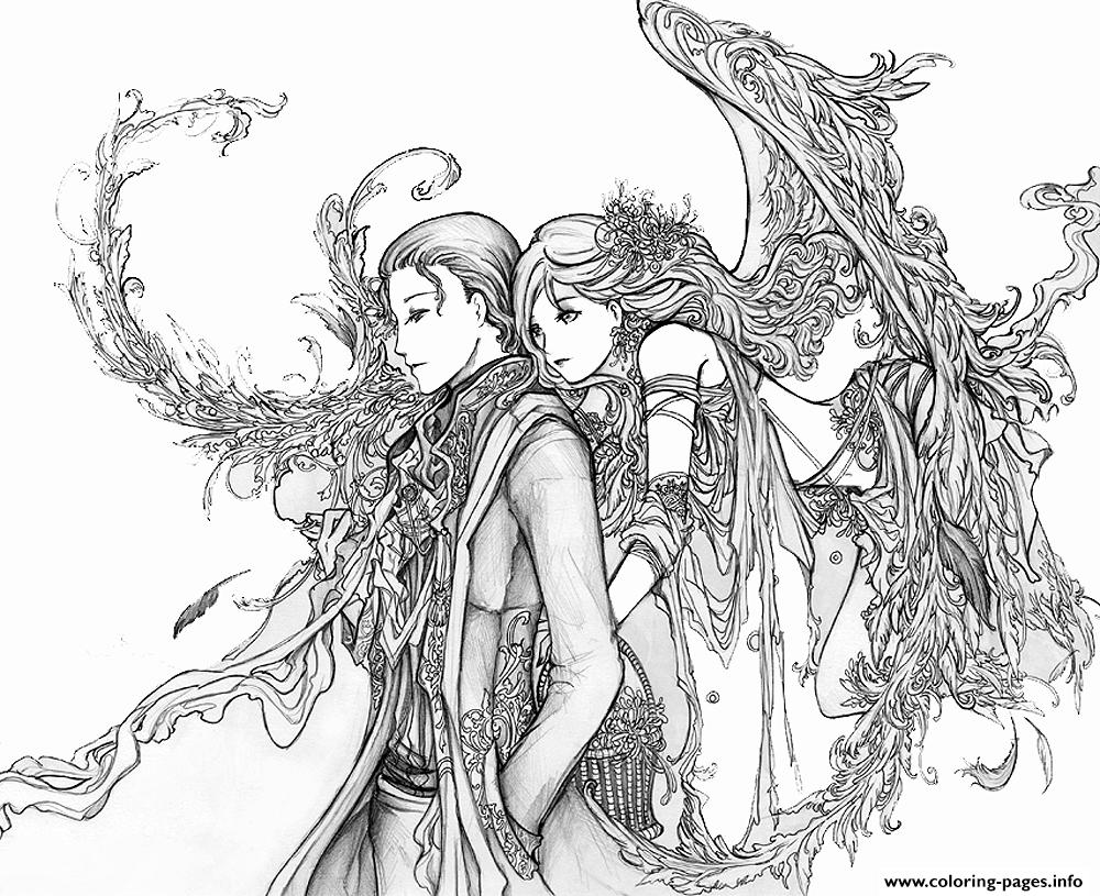 1000x815 Coloring Pages For Teenagers Difficult Fairy New Free Adults