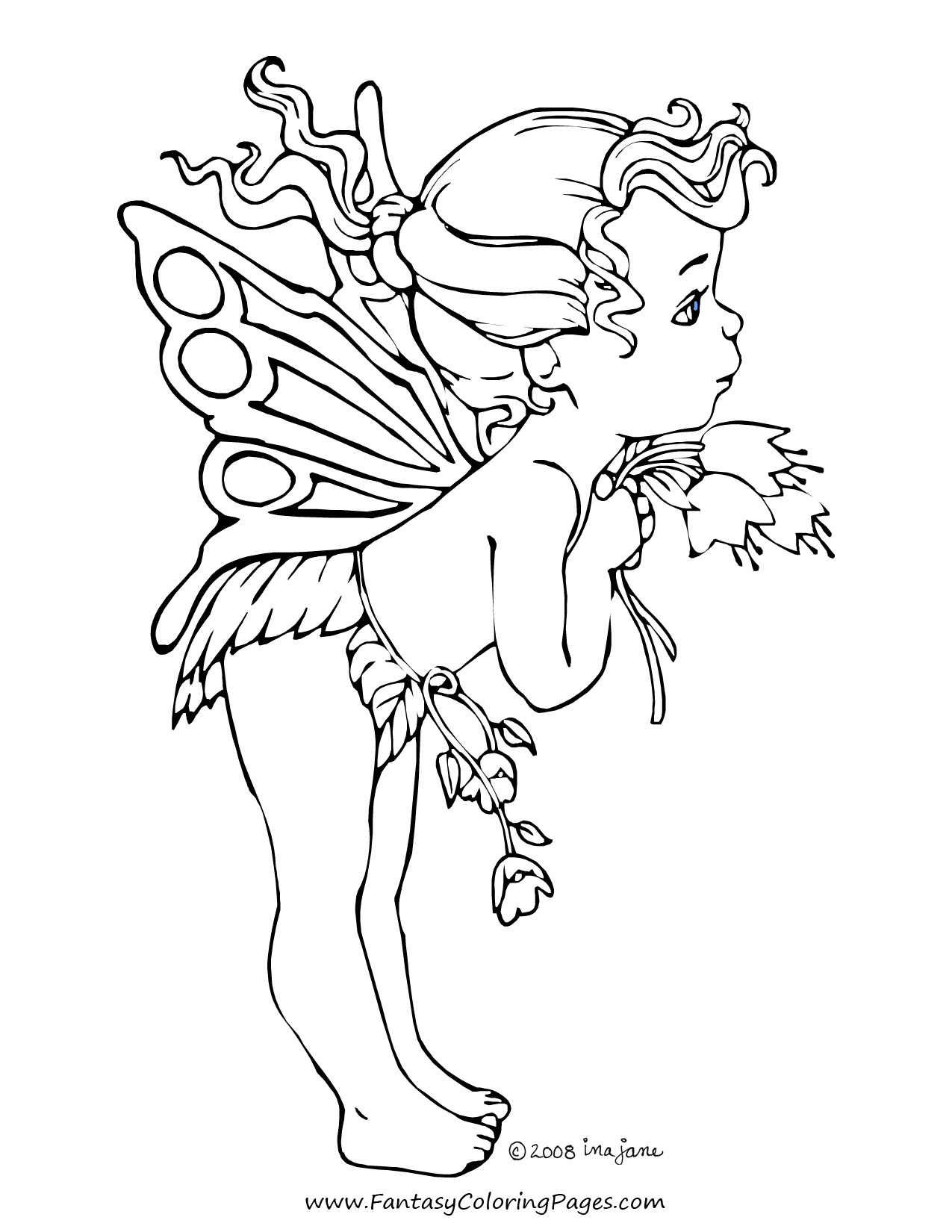 1275x1650 New Free Lil Fairy Coloring Pages Buttercup Free