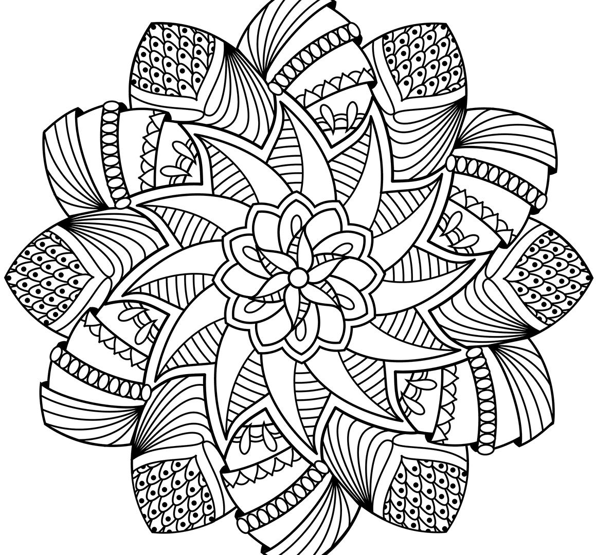 Mandala Coloring Sheets | Coloringnori - Coloring Pages ...