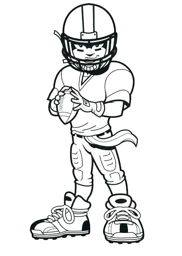 photo about Football Coloring Pages Printable named Free of charge Printable Soccer Coloring Internet pages at