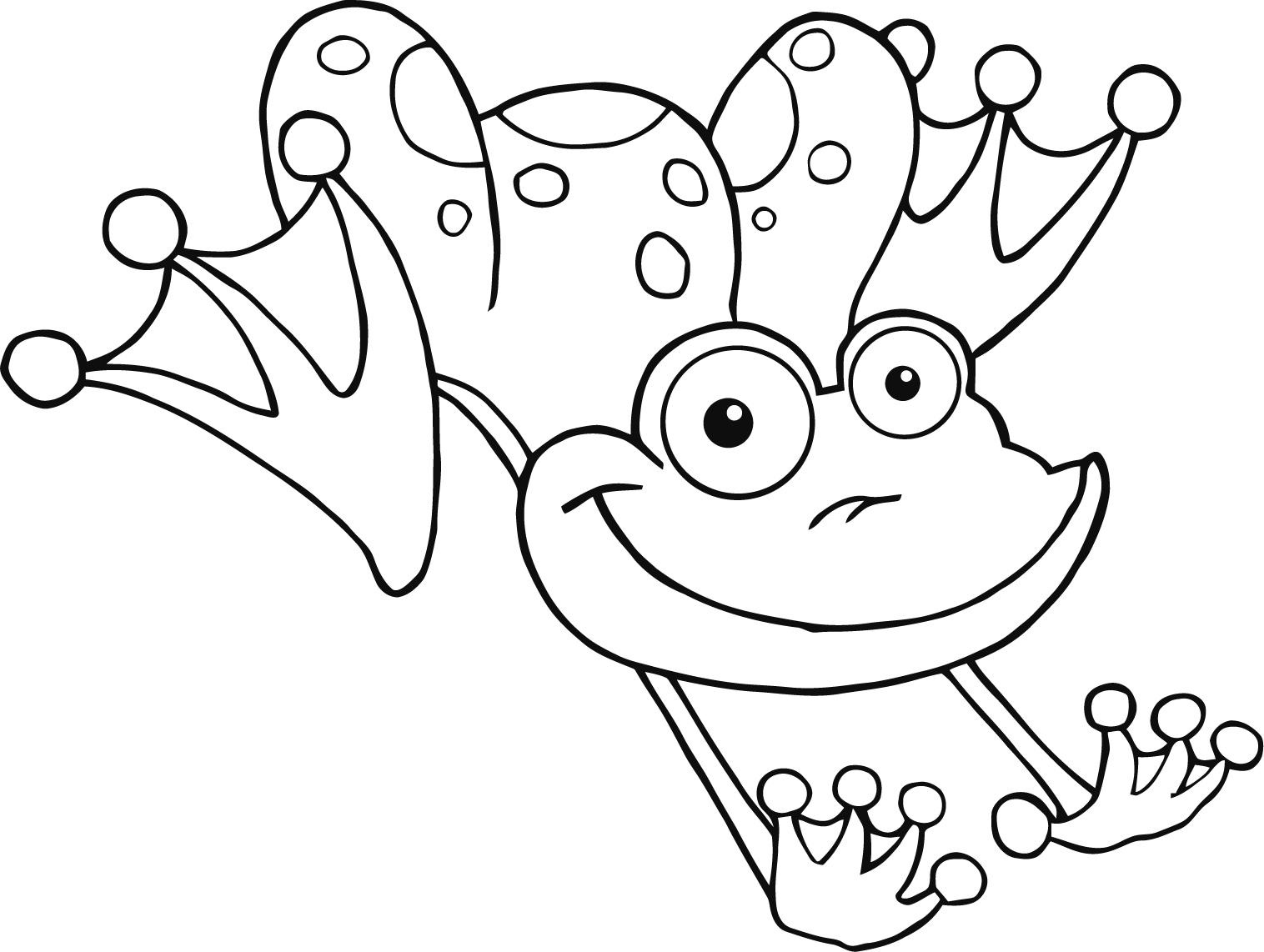 1516x1142 Frog Coloring Page New Free Printable Frog Coloring Pages For Kids