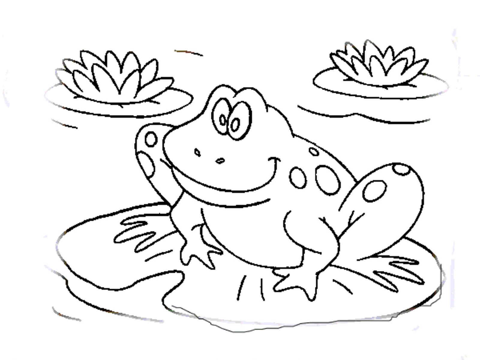 picture regarding Printable Frogs referred to as Cost-free Printable Frog Coloring Webpages at  Cost-free