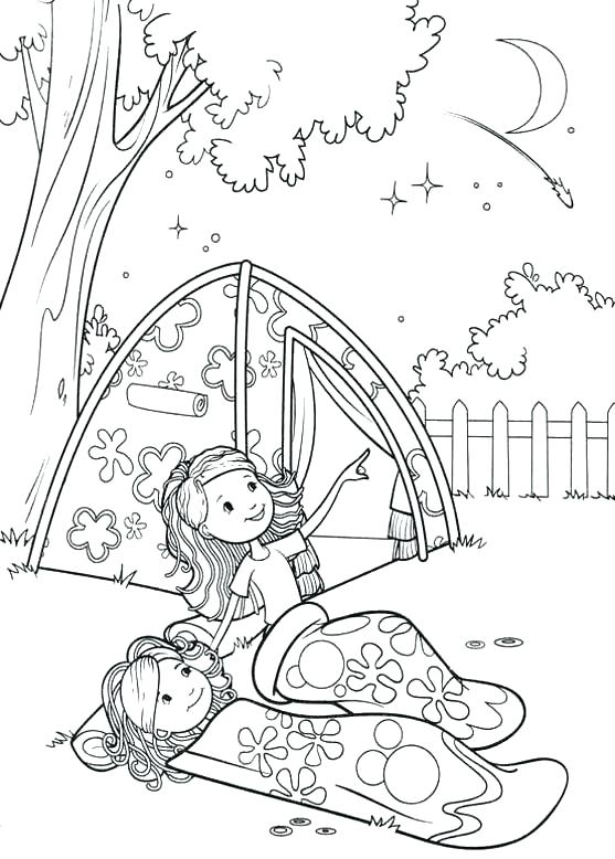 557x778 Coloring Pages For Girl Scouts Charming Cookie Coloring Pages