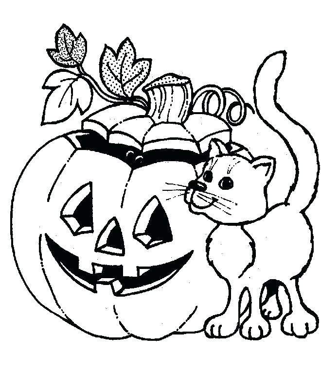 660x758 Free Halloween Coloring Pages To Print Free Printable Coloring