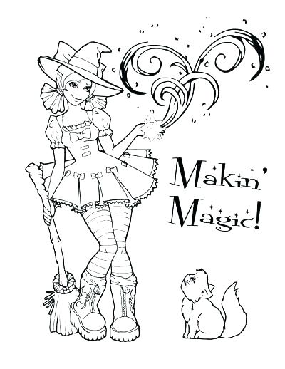 400x518 Free Halloween Printable Coloring Pages Free Coloring Pages