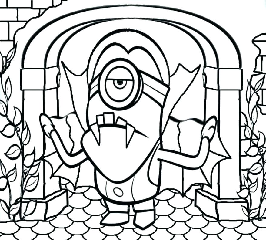 878x791 Free Printable Halloween Coloring Pages Adults Coloring Pages Easy