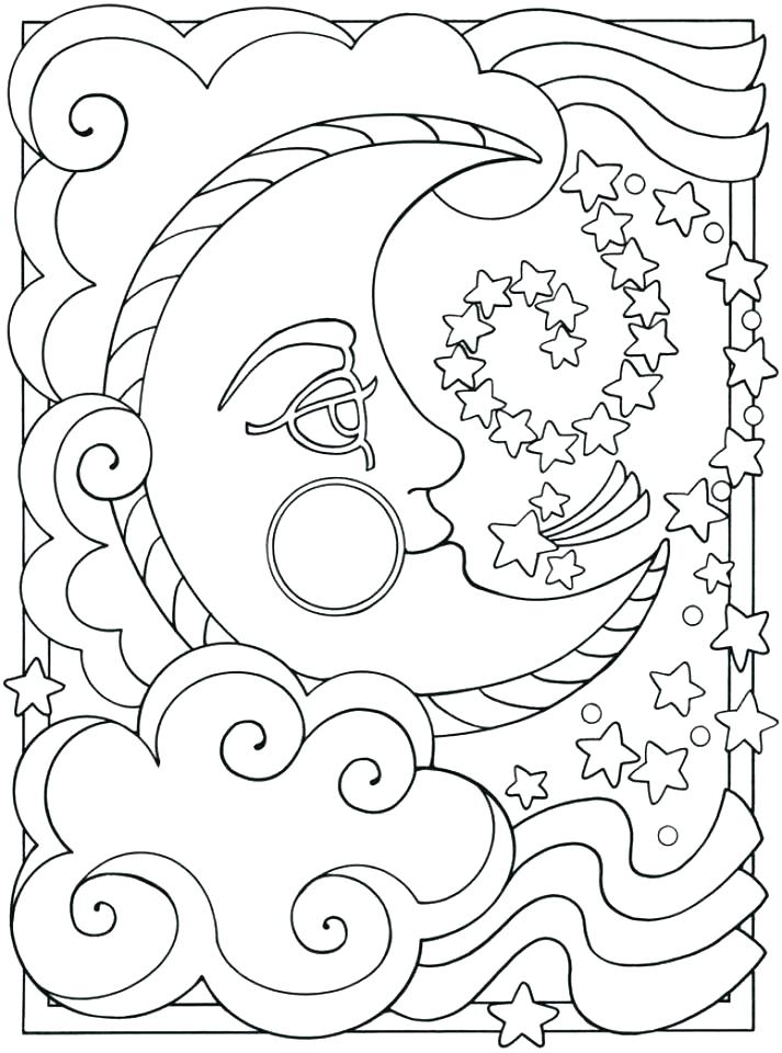 713x960 Halloween Coloring Pages For Adults Ideas About Coloring