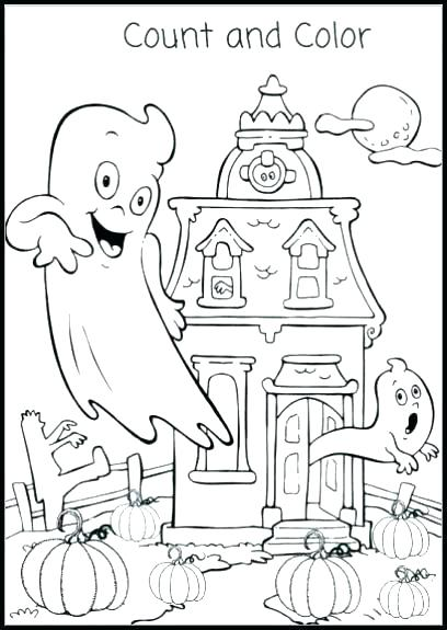 408x575 Printable Halloween Coloring Sheets Printable Coloring Pages