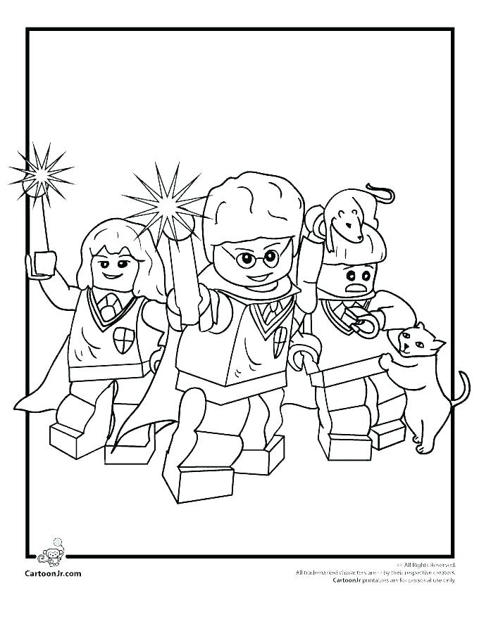 680x880 Harry Potter Coloring Page Harry Potter Coloring Pages As Cool