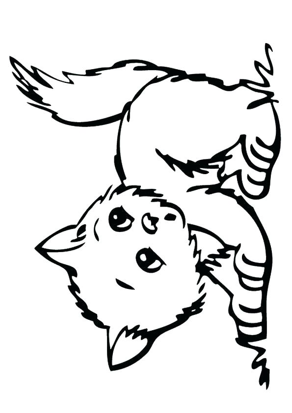 595x842 Printable Kitten Coloring Pages Puppy And Kitten Coloring Pages