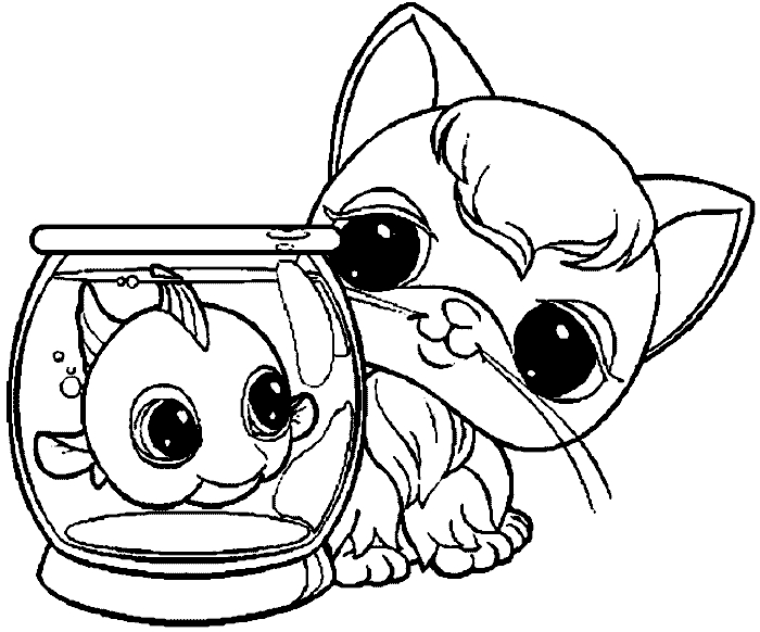 Free Printable Lps Coloring Pages