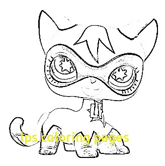 328x330 Simple Ideas Lps Coloring Pages With Littlest Pet Shop Free