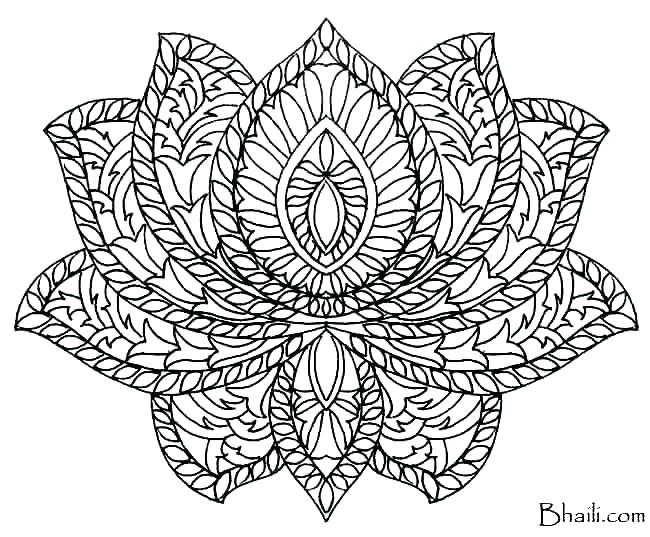 Free Printable Mandala Coloring Pages at GetDrawings.com | Free for ...