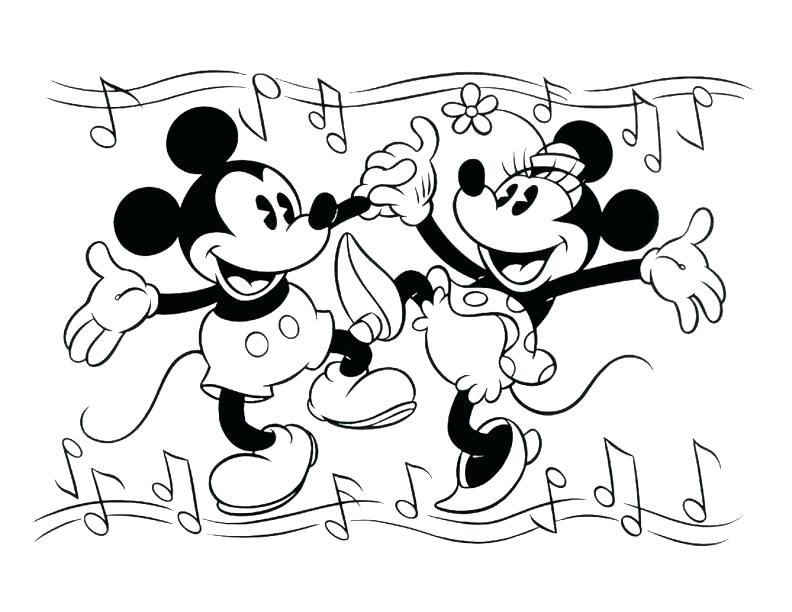 792x612 Mickey Mouse Clubhouse Coloring Pages Mickey Mouse Clubhouse