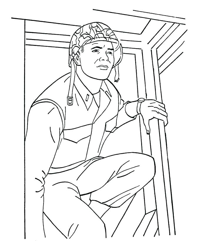670x820 Military Color Pages Top Military Coloring Pages New Free
