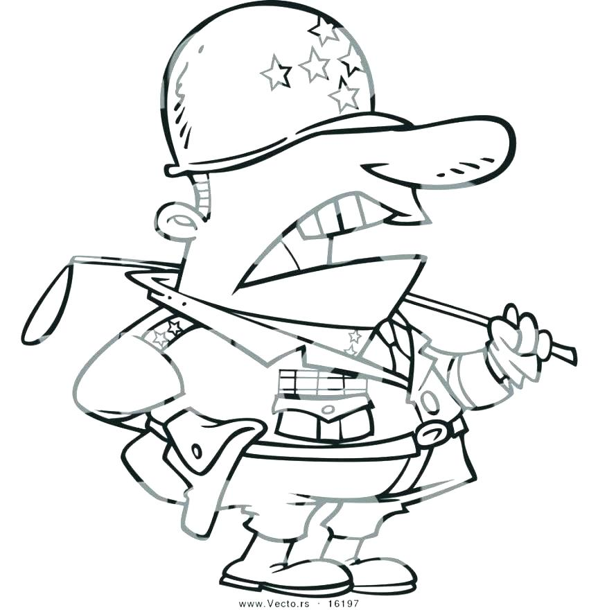 Free Printable Military Coloring Pages at GetDrawings.com   Free for ...