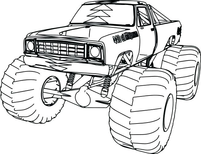655x500 Pickup Truck Coloring Pages And Pickup Truck Coloring Pages Old