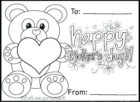 460x338 Mothers Day Coloring Card Gulfmik