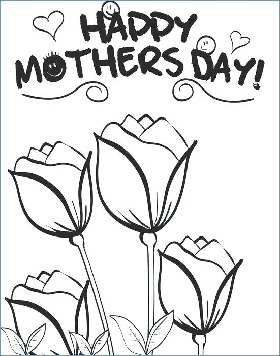 551x700 Easy Printable Coloring Pages Free Printable Mothers Day Coloring