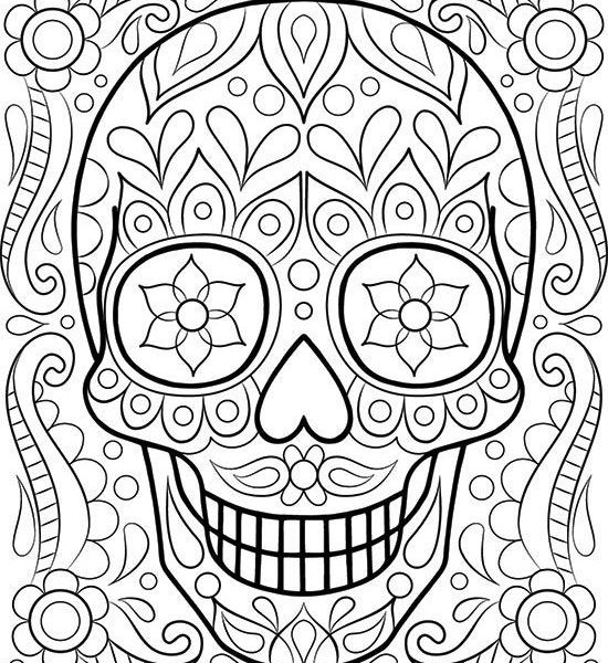 550x600 Free Printable Coloring Pages Popular Trend Coloring Pages