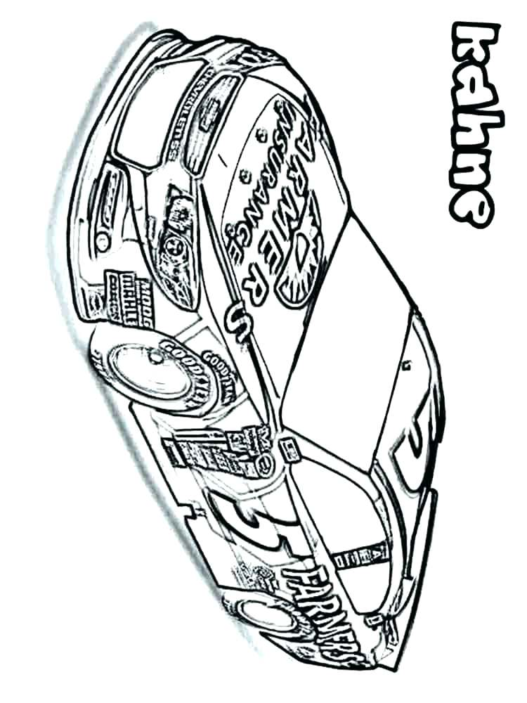 750x1000 Outstanding Nascar Coloring Pages Coloring Pages Outstanding
