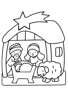 236x333 Coloring The Advent Free Printables, Count And Free